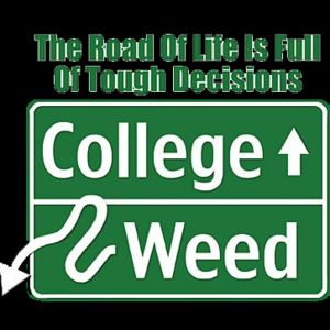College Weed Thumbnail